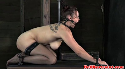 Caning, Bound, Caned, Bound gagged