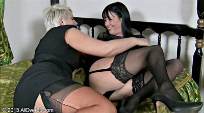 Party, Hot fuck, Mature threesome, Mature party, Black lesbian