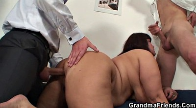 Mommy, Young boy, Young and mature, Mature young boy, Mature boy, Huge tits granny