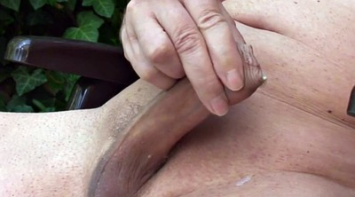 Gay old, Naked, Granny solo, Young solo, Garden