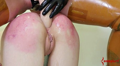 Brutal, Punish, Huge strapon, Huge strap on