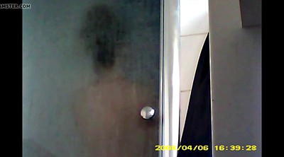 Hidden cam, Shower spy, Spy cam