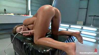 Deep throat, Strapon, Ffm, Hot ass, Throated, Ffm anal