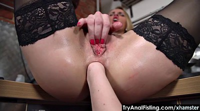 Fist anal, Lesbian ass, Ass fisting, Try anal, Lesbo