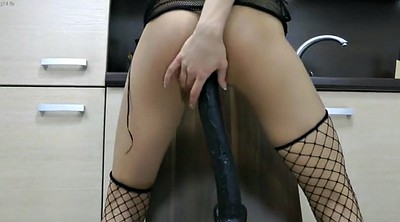 Deep anal dildo, Long dildo
