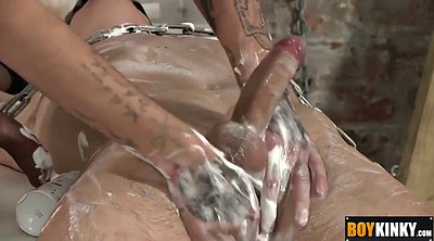 Blindfold, Sex slave, Gay young boy, Gay big, Anal young, Anal slave