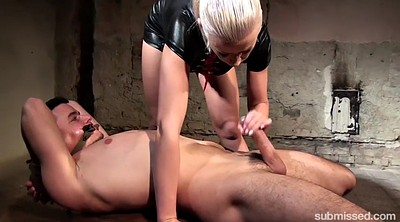 Whipping, Tied, Whip, Jacking off, Femdom whipping, Jack off