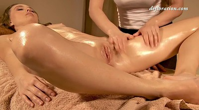 Oil, Angel, Body massage