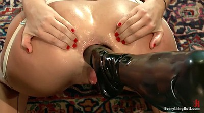Roxy, Fisting anal, Feet fisting, Latex queen, G-queen, Anal feet