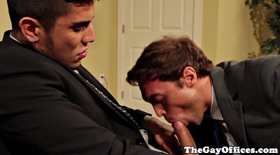 Office gay, Ridding, Gay hd