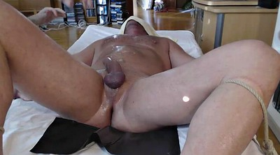 Milk, Edging, Milk bdsm, Gay bondage