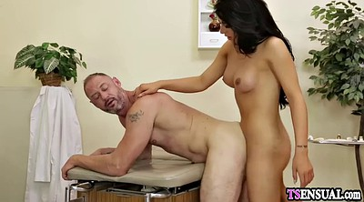 Hospital, Patient, Shemales fucking, Shemale fucking, Nurse anal