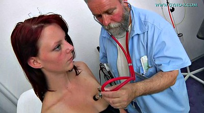 Young anal, Gyno, Czech anal, Exam, Anal granny, Old doctor