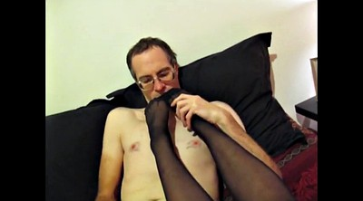 Whip, Lingerie, Foot slave, Stocking foot, Stocking feet