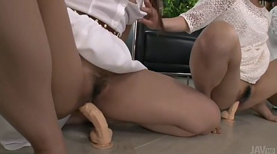 Japanese toys, Japanese dildo, Japanese ass, Four, Japanese pussy, Pussy licking