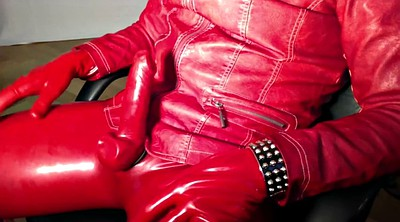 Latex, Leather, Painting