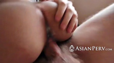 Rich, Asian creampie, Asian white