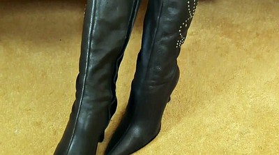 Dominatrix, Boots, Boot