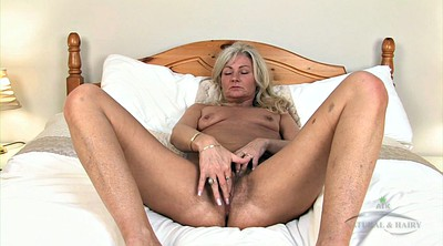 Matures, Granny solo, Hairy solo