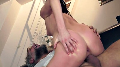 Grandpa, Young creampie, Creampie old, Old creampie