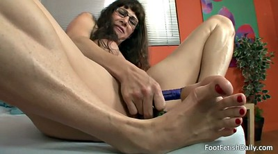 Mature solo, Erotic, Mature foot, Silk, Alexandra