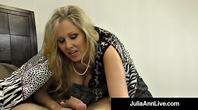 Julia ann, Hand, Milf foot, Mature feet, Milf feet, Hands