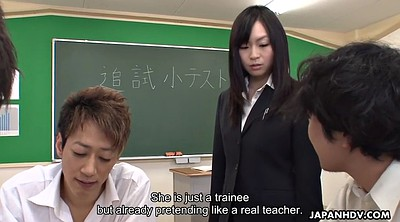 Asian teacher, Japanese teacher, Japanese pantyhose, Hairy pantyhose