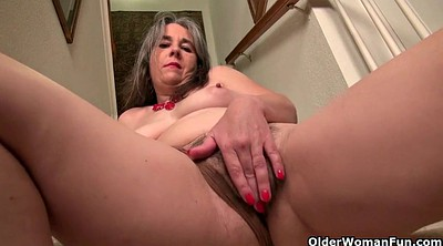 American, Mature cougar, Best
