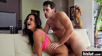 Ava addams, Anal creampie