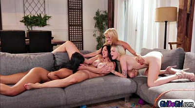 Old and young lesbian, Licking, Ebony lesbian, Lesbian kissing, Young and old lesbian, Jenna