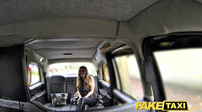 Taxi, Fake tits, Fake taxi, Hard sex