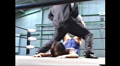 Japanese bdsm, Wrestling, Fighting
