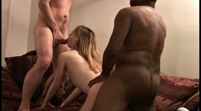 Threesome party, Amateur cuckold