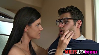 Boy, Stepdaughter, Boy and, Milf and boy