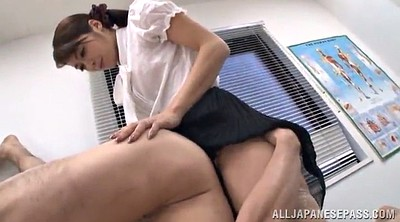 Skirt, Office asian, Teen doctor