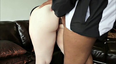 Pale, Amateur interracial anal