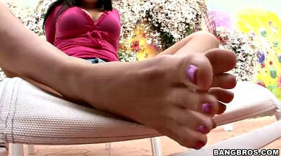 Foot, Footjob, Asian footjob