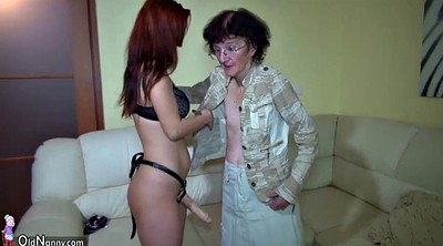 Mature lesbian, Old and young lesbian