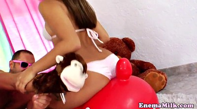 Enema, Trio anal, Trio, Enemas