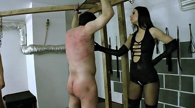 Slave, Whip, Whipping femdom, Slave young, Lady, Femdom whipping