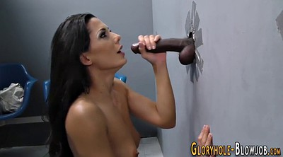 Masturbation, Glory hole