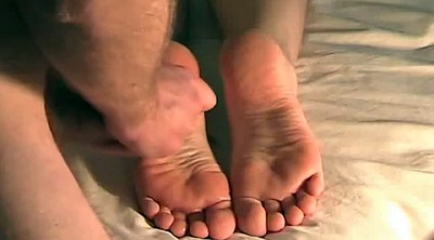 Sole, Cum feet