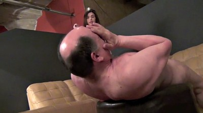 Pain, Femdom whipping, Painful