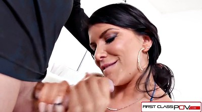Romi rain, Strip, Teen strip