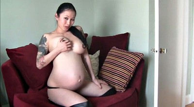 Asian pregnant, Preggo, Pregnant asian, Dirty talk, Dirty talking, Asian preggo