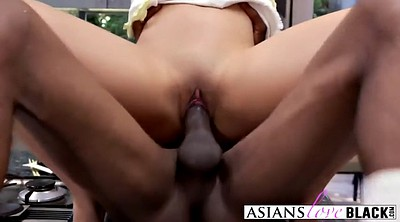 Black big tits, Japanese kitchen, Japanese interracial, Black japanese