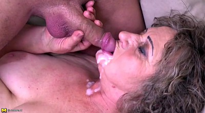 Old cock, Hairy matures, Hairy grannies