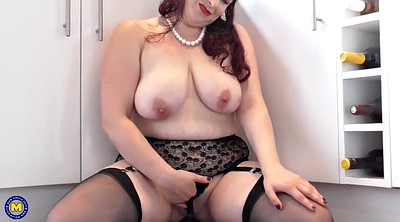 Moms, Saggy, Saggy tits, British mature, Bbw mom, Milf granny