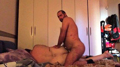 Chubby amateur, Daddy bear
