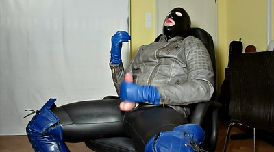 Boots, Leather fetish, Leather boots, Glove, Boots gay, Amateur masturbation